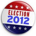US Election 2012 - Badge