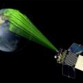 Screen capture from Northrop-Grumman video on the DSP Program