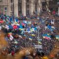 Euromaidan en Kyiv el 1 de diciembre de 2013 por Nwssa Gnatoush