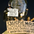 Brazil World Cup Protest