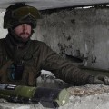 Ukraine serviceman